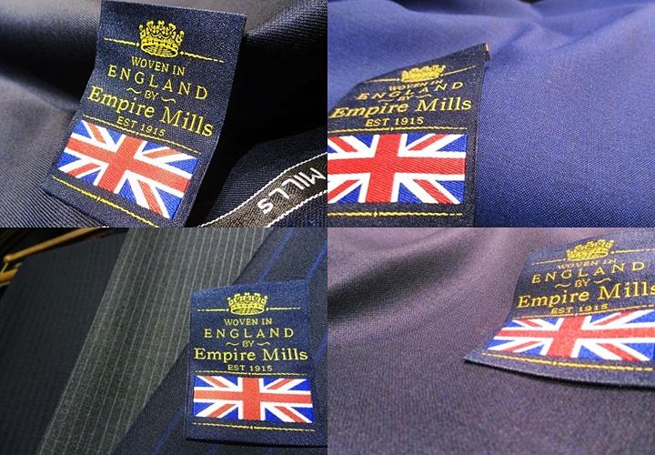 イギリス ブランド/エンパイア・ミルズの生地