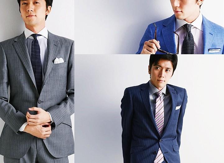 60e785373c4b0 20代におすすめのスーツ特集!値段の違いや選び方など – ENJOY ORDER ...