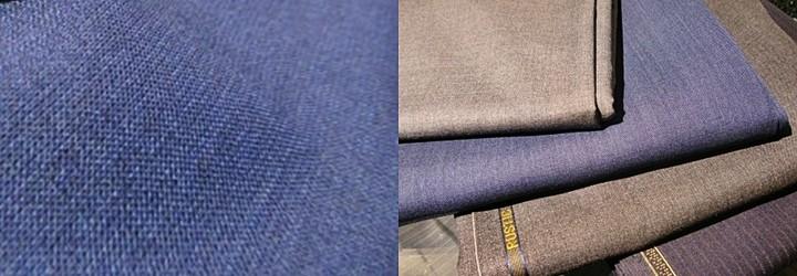 生地の種類 平織のスーツ生地 トロピカル