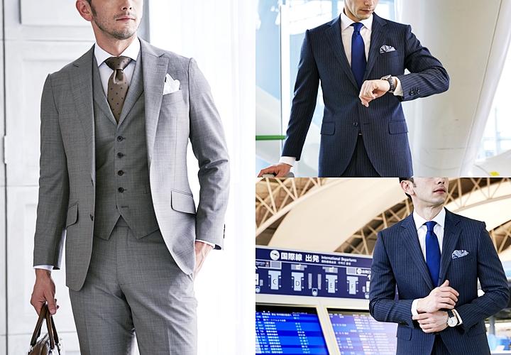 ビジネススーツ,身だしなみ