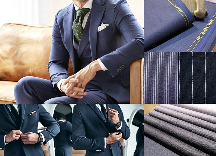 正しいビジネススーツの選び方│サイズ・色柄のポイント