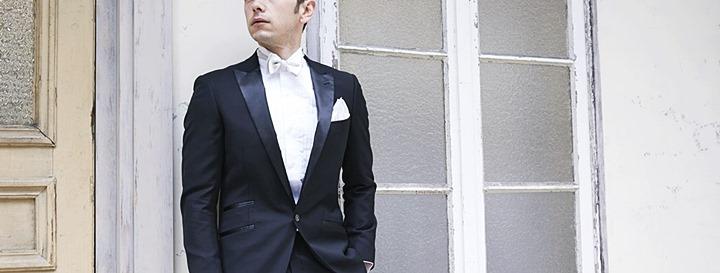 フォーマルシーンにおすすめのウィングカラーシャツスタイル