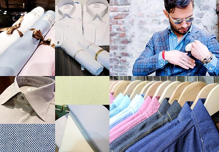 シャツの種類や特徴