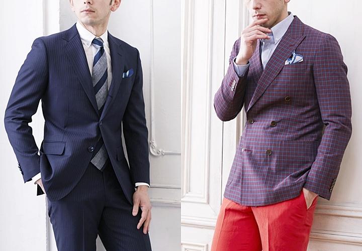 ノーネクタイやクールビズにおすすめのボタンダウンカラーシャツスタイル