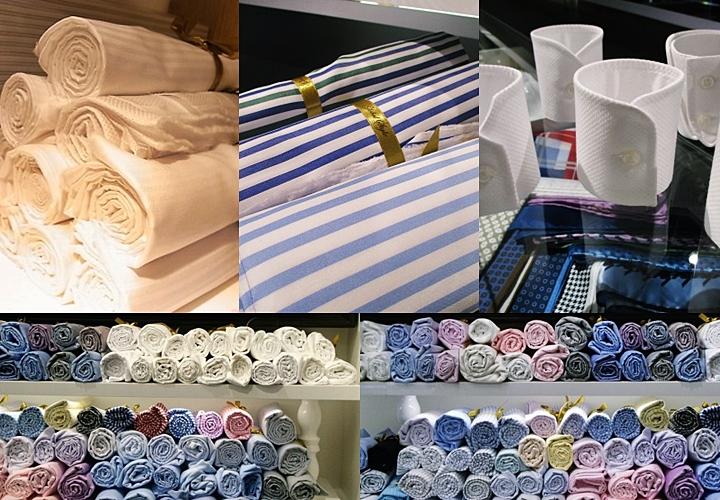 オーダーシャツ,豊富なシャツの種類