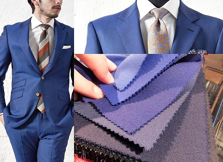 688b8f6f4c ですが、着用期間の長いスーツは1着あると非常に便利です!今回ご紹介したスーツ生地のように、各ブランドからはオールシーズン用のコレクションを持っています。