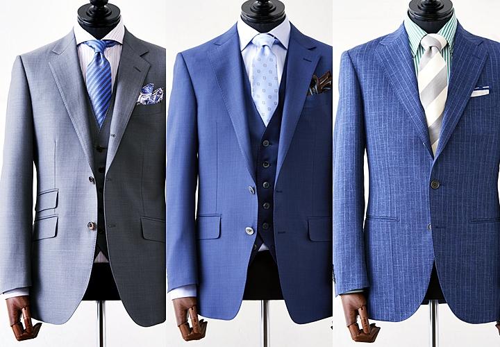 格段に通気性が良くなるスーツ