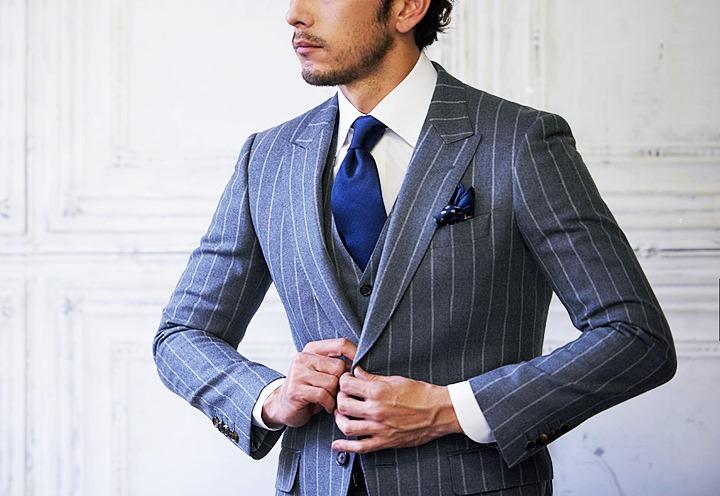 Suit model201704136