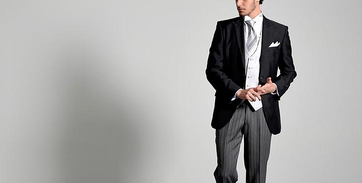 準正装(セミフォーマル) ディレクターズスーツ 着こなし