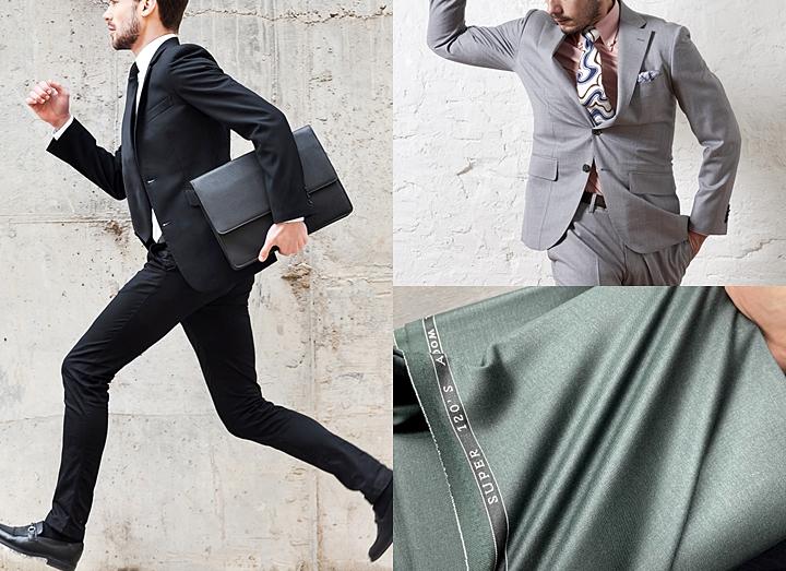 ストレッチスーツの魅力と選び方!~伸縮性のあるオススメのブランドを紹介~