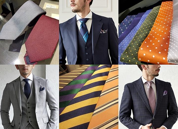 ネクタイの色と柄の選び方とは | スーツをお洒落に見せるポイント3点 ...
