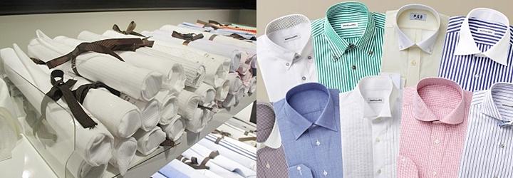ビジネスマンの皆さんはワイシャツを何枚もっているでしょうか?