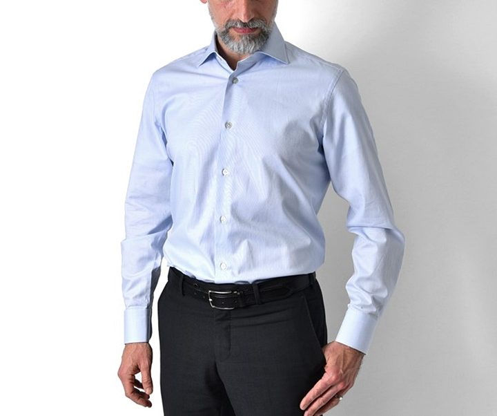 ロイヤルオックスフォードシャツビジネスコーディネート