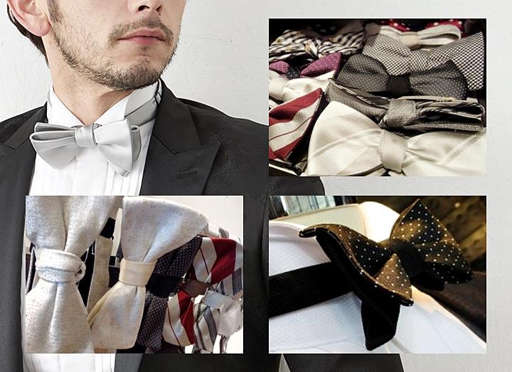 蝶ネクタイとシャツの合わせ方!結婚式やパーティでの着こなし術