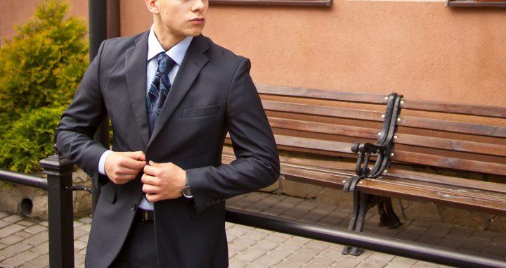 成人式にオススメのスーツ