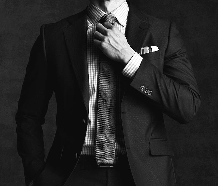 ビジネスマンのファッション