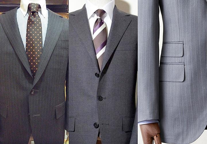 知っておきたいスーツの基本マナー 2つボタン・3つボタン・1つボタン