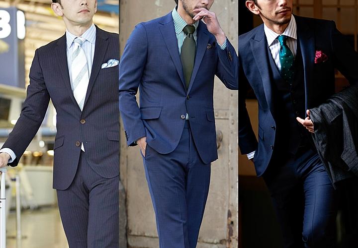 スーツがシワになる原因