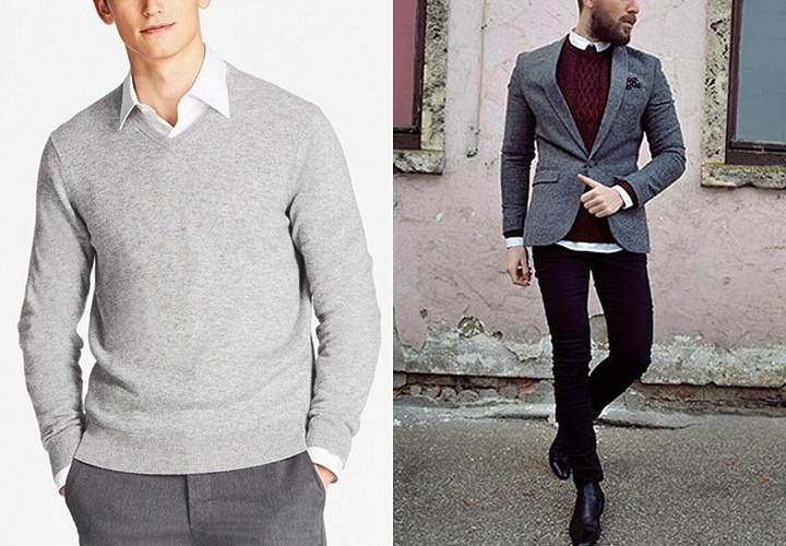 グレースタイル×セーターの着こなし方