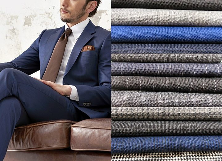 オーダースーツ専門店のグローバルスタイルが運営するビジネスマンのファッションを考えるWEBマガジンABOUT USスーツ生地の素材・種類~初心者でも安心の選び方とは?~