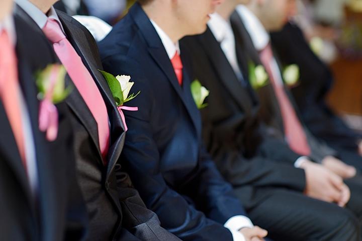 リクルートスーツ,結婚式