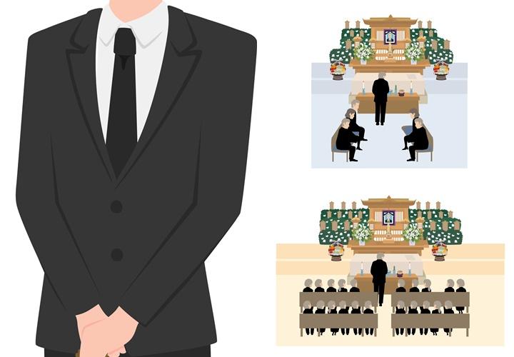 葬式,葬儀のマナー,喪服