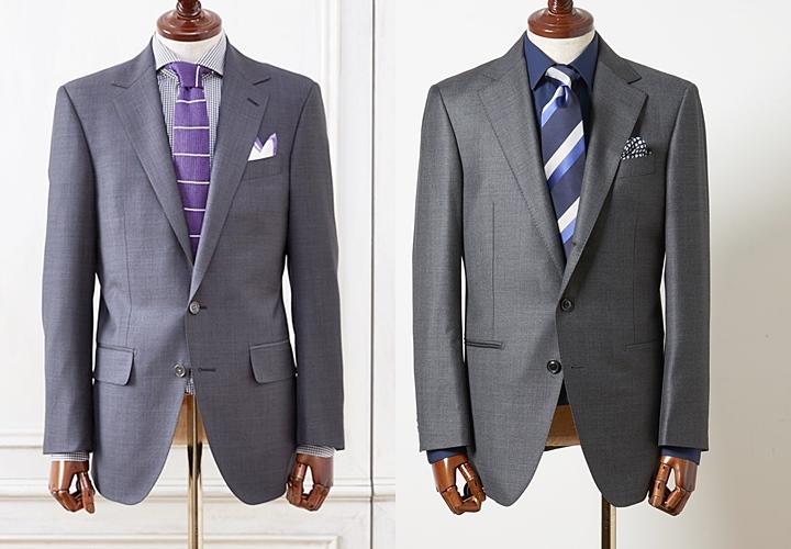 ニットタイと一般的なネクタイの比較