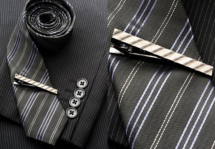 ネクタイとネクタイピン