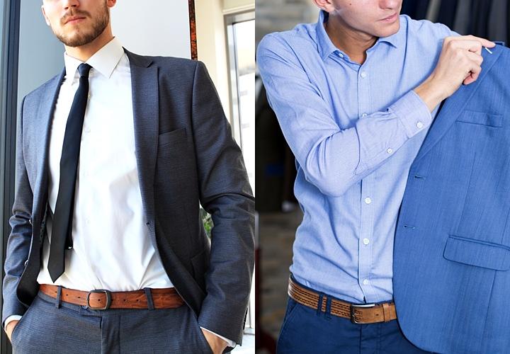 スーツスタイルに欠かせないワイシャツ
