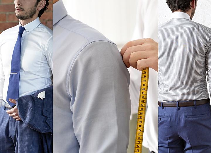 ワイシャツの選び方とは?サイズの測り方・着こなし方
