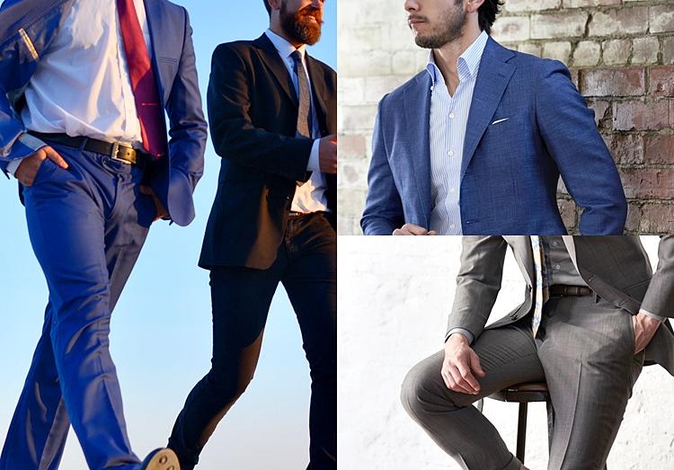 クールビズは夏用スーツで快適に!~クールなジャケットとスラックスとは?~