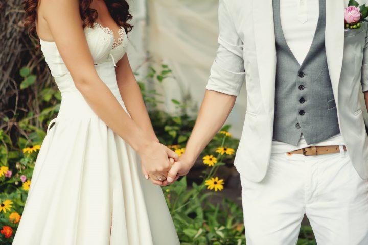 結婚式・フォーマルな服装