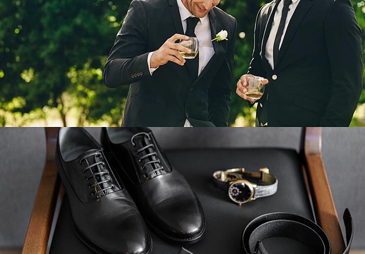 結婚式での服装着こなし方のマナー