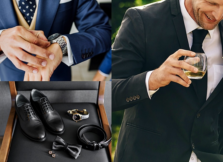 結婚式・披露宴に相応しい男性の服装と着こなし