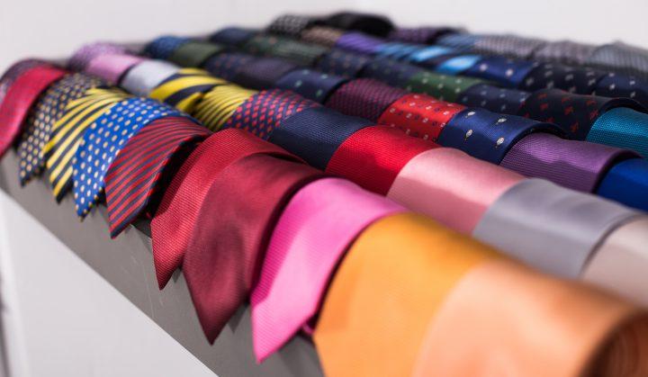 ネクタイ収納・保管方法のコツ