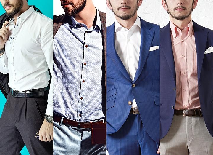 ノーネクタイの基本マナーとシャツ・ジャケットのおすすめの着こなし