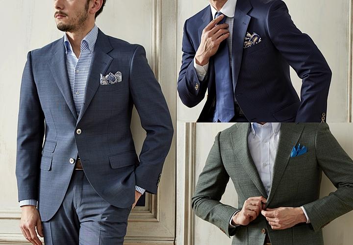 ネクタイ スーツ ノー