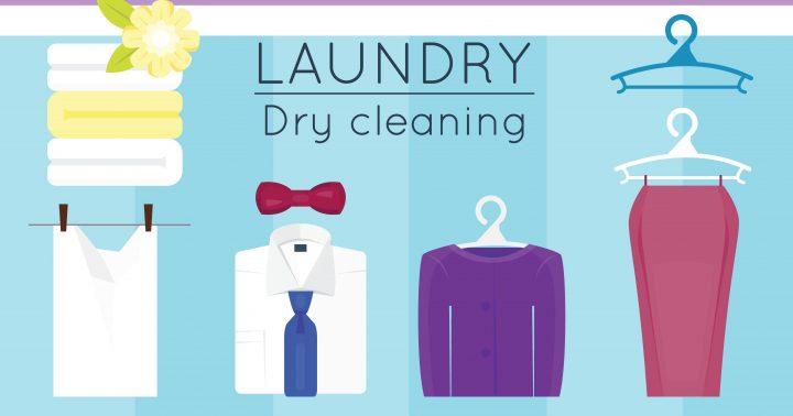 ネクタイ洗濯・ドライクリーニング
