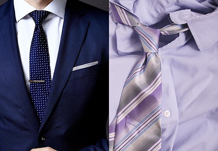 ネクタイをいつも綺麗な状態