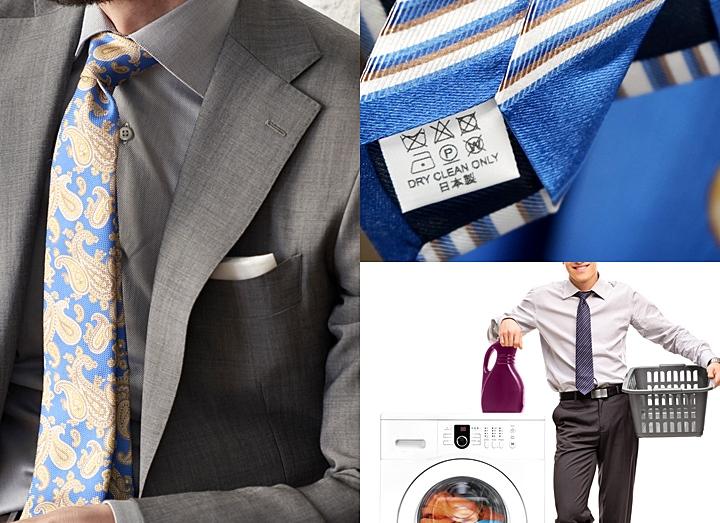 016721a00b61a ネクタイの洗濯方法とアイロンがけのコツ|型崩れしないお手入れ方法を ...