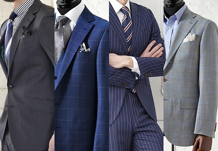 ~結婚式二次会の服装~【1】スーツ編 ダーク系のスーツ、ブラック・ネイビー・グレー