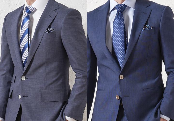 ebdab0144d513 入社式のスーツで押さえておきたいマナーとは?正しい選び方や色使いをご ...