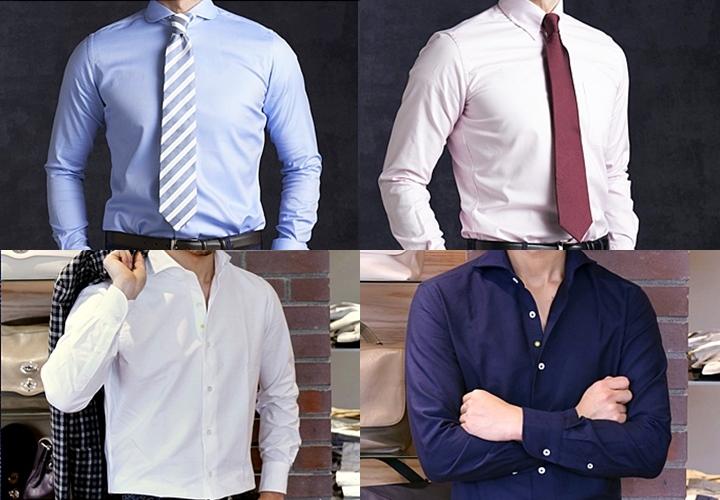 """ワイシャツ一枚でオシャレな""""ボタンダウンシャツ""""""""オックスフォードシャツ"""""""