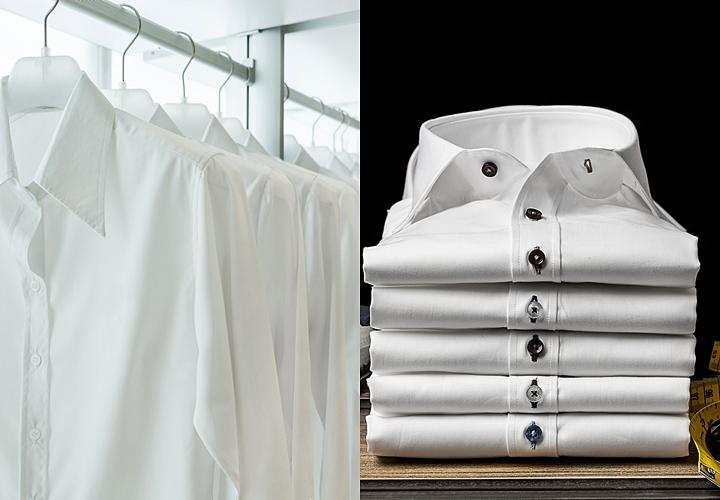 ワイシャツのクリーニング(洗濯)頻度