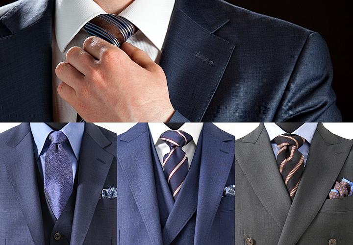 ビジネスシャツ,スーツのVゾーン