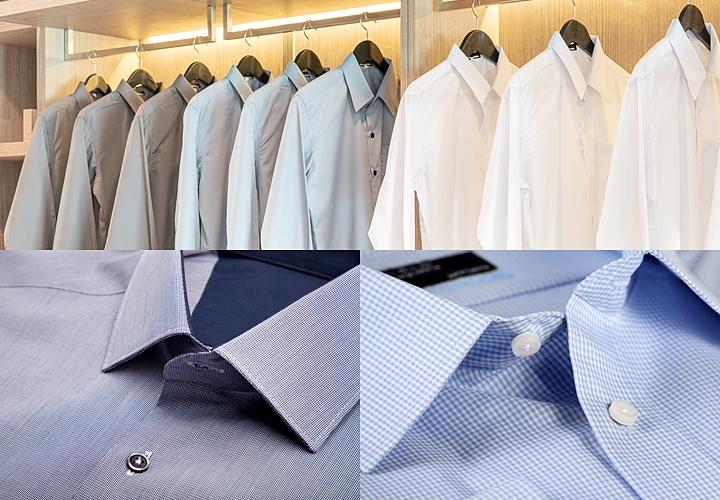 ビジネスシャツを選ぶ要素