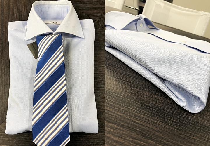 ワイシャツの保管方法