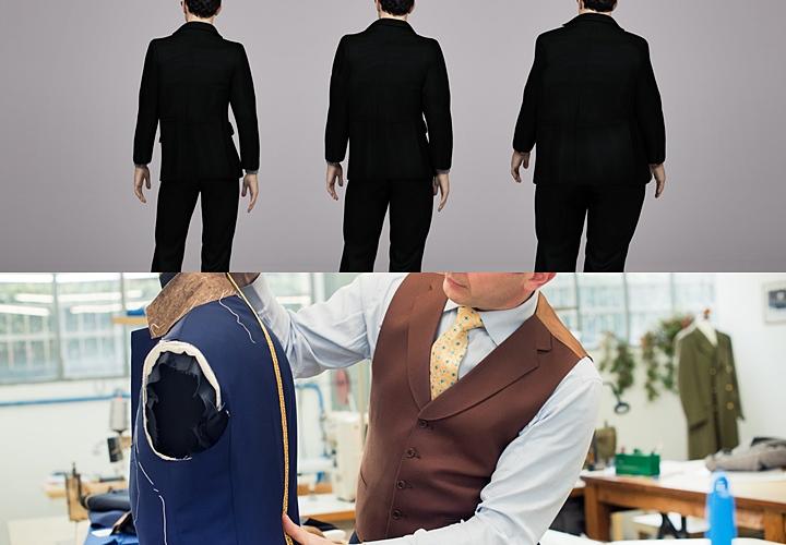 フルオーダースーツのイメージ画像