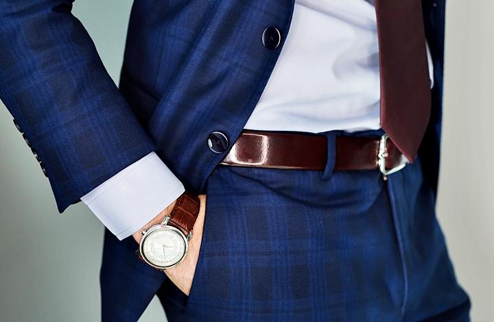 ネクタイ ベルト 時計