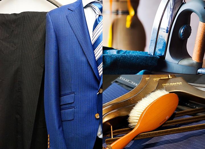 気になるスーツのテカリの原因と防止方法